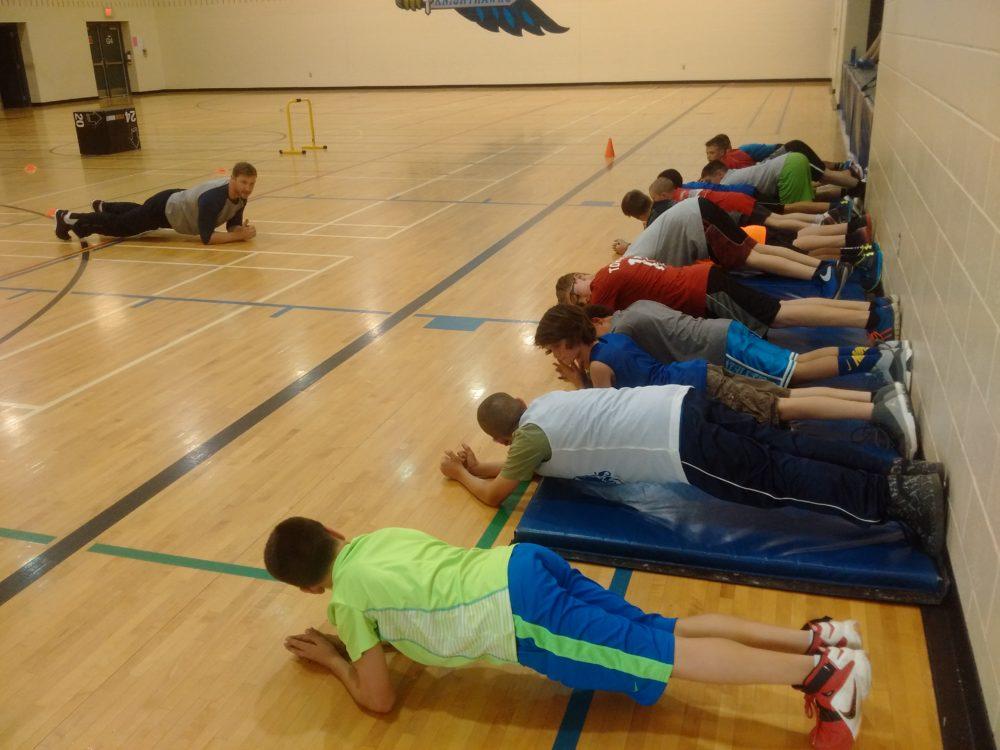 Gym Class Takeover