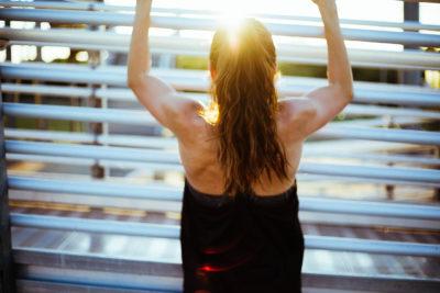 September fitness routine