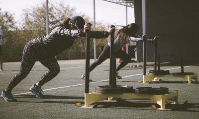 free partner workout